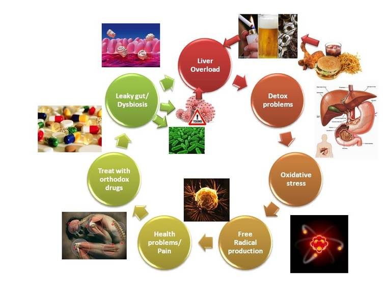 Natural Body Detoxification